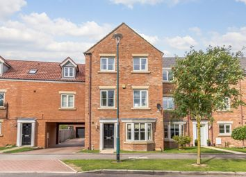 Thumbnail 4 bed town house for sale in 14 George Stephenson Drive, Darlington, Darlington
