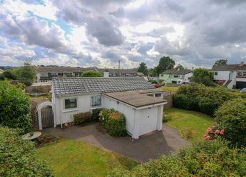 Thumbnail 2 bed detached bungalow for sale in Primrose Close, Kingsteignton, Newton Abbot