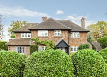 Thumbnail 4 bed detached house for sale in Sutton Green Road, Sutton Green, Guildford
