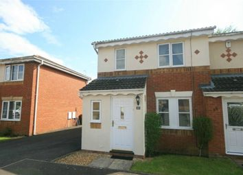 Thumbnail 3 bed semi-detached house for sale in Curlbrook Close, Wootton, Northampton