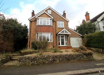 Thumbnail 4 bed detached house for sale in Reddown Road, Coulsdon