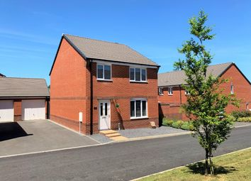 Thumbnail 4 bed detached house for sale in Lace Crescent, Tiverton