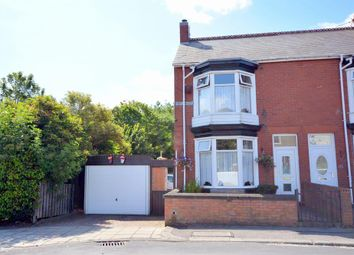 Thumbnail 3 bed end terrace house for sale in Raby Gardens, Shildon