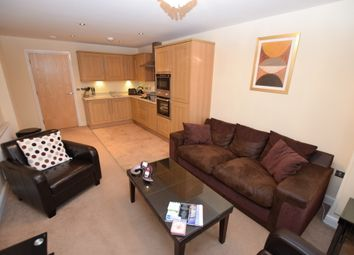Thumbnail 2 bed flat to rent in St. Helens Street, Derby