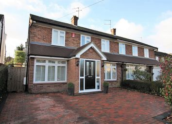 Thumbnail 4 bed semi-detached house for sale in Grimsdells Lane, Amersham, Buckinghamshire