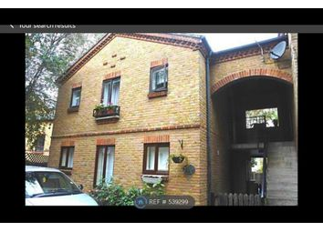 Thumbnail 1 bedroom maisonette to rent in Bowyer Close, London