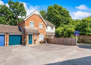 Thumbnail 3 bed semi-detached house for sale in Cloverfields, Langshott, Horley, Surrey