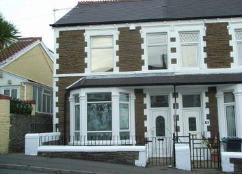 Thumbnail 3 bed terraced house to rent in Kenilworth Road, Barry