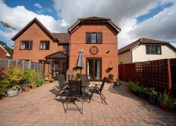 Thumbnail 4 bed semi-detached house for sale in Earlsford Road, Mellis, Eye