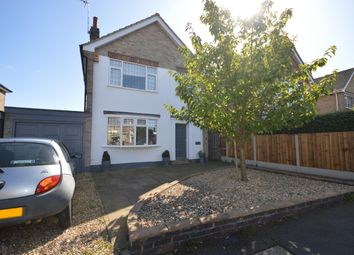 Thumbnail 3 bed detached house for sale in Bidford Road, Leicester
