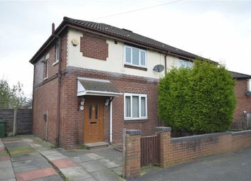 Thumbnail 3 bedroom semi-detached house for sale in Lindfield Road, Reddish, Stockport, Greater Manchester