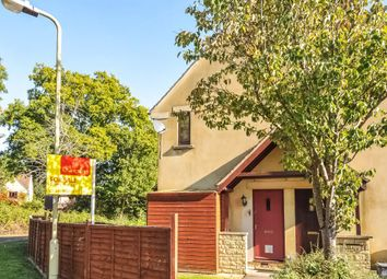 Thumbnail 1 bed end terrace house to rent in Deer Park, Witney