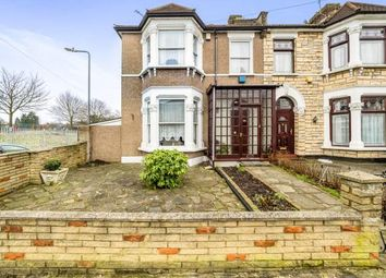 Thumbnail 3 bedroom end terrace house for sale in Ilford, London, United Kingdom