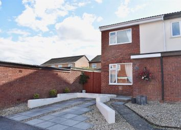 Thumbnail 3 bed end terrace house for sale in Hine Road, Taunton