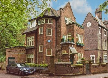 Thumbnail 5 bedroom detached house for sale in Branch Hill, Hampstead Village