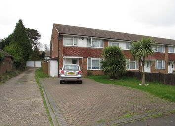 Thumbnail 3 bed end terrace house for sale in Fontwell Close, Harrow Weald