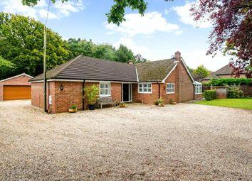 Wolverton Common, Tadley, Hampshire RG26. 4 bed bungalow