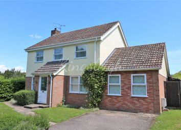 Thumbnail 4 bed detached house for sale in Higham Road, Stratford St. Mary, Colchester, Suffolk