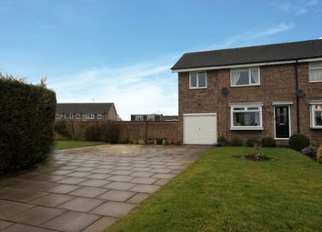 Thumbnail 4 bedroom end terrace house for sale in Keble Park North, Bishopthorpe, York