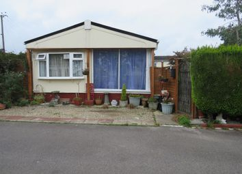 Thumbnail 2 bed mobile/park home for sale in Hillbury Road, Alderholt, Fordingbridge