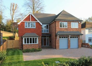 Thumbnail 5 bedroom detached house for sale in Brattle Wood, Sevenoaks