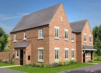 Thumbnail 3 bed detached house for sale in The Capesthorpe, Trinity Gardens, Ling Road, Loughborough