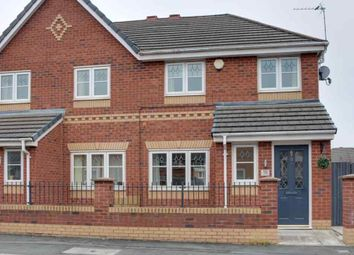 Thumbnail 3 bed semi-detached house to rent in Livingston Avenue, Wythenshawe, Manchester