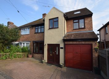 Thumbnail 5 bed semi-detached house for sale in Vauxhall Drive, Braintree