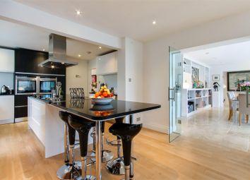 Thumbnail 4 bed detached house for sale in Shurdington Road, Shurdington, Cheltenham