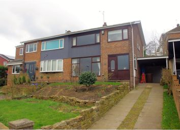 Thumbnail 3 bed semi-detached house for sale in Northwood Falls, Leeds
