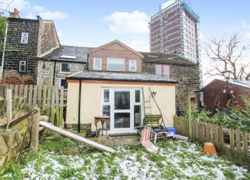 Thumbnail 1 bed flat for sale in Jumples, Halifax
