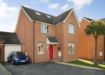 Thumbnail 5 bed detached house for sale in Tradewinds, Seasalter, Whitstable