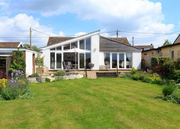 Thumbnail 4 bed detached bungalow for sale in Stoke Holy Cross, Norwich