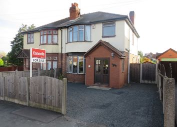 Thumbnail 3 bed semi-detached house for sale in Spring Grove Road, Kidderminster