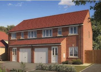 "Thumbnail 3 bed semi-detached house for sale in ""The Piccadilly"" at Richards Crescent, Monkton Heathfield, Taunton"