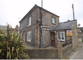 Thumbnail 2 bed terraced house for sale in London Road, Dover