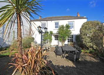 Thumbnail 6 bed detached house for sale in The Square, Portscatho, Truro