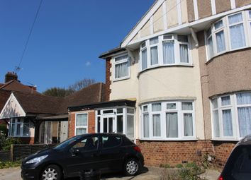 Thumbnail 4 bedroom semi-detached house to rent in Heathcote Avenue, Clayhall
