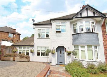 Thumbnail 4 bed semi-detached house to rent in Dene Road, London