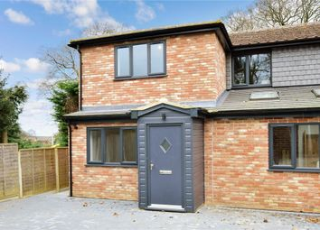 Thumbnail 3 bed end terrace house for sale in Hawbeck Road, Parkwood, Gillingham, Kent