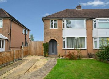 Thumbnail 3 bed semi-detached house for sale in Hawkswood Road, Cheltenham, Gloucestershire