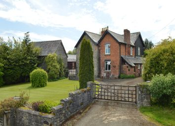 Thumbnail 5 bed detached house for sale in Presteigne - Powys, Wales