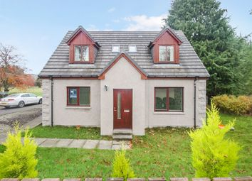Thumbnail 3 bedroom detached house for sale in Rothiemay, Huntly