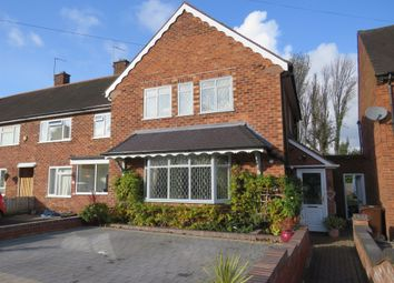 3 bed end terrace house for sale in Brackleys Way, Solihull B92