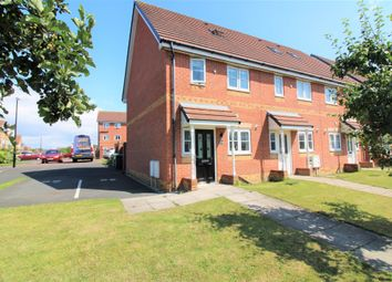 3 bed end terrace house for sale in Kingfisher Way, Fleetwood FY7