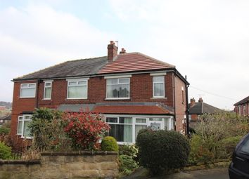 Thumbnail 3 bed semi-detached house for sale in Kirkdale Crescent, Leeds