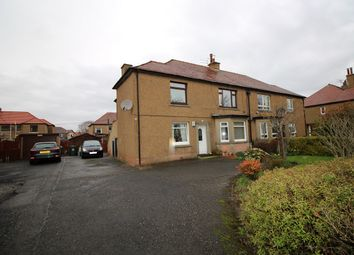 Thumbnail 2 bed flat for sale in 26 Oxgang Road, Grangemouth