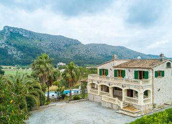 Thumbnail 6 bed villa for sale in A Stone Faced Finca In Alcudia, Alcúdia, Majorca, Balearic Islands, Spain