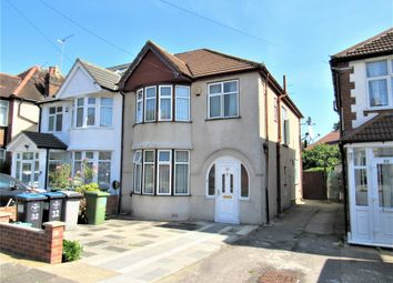 Thumbnail 3 bed semi-detached house for sale in Tennyson Avenue, Kingsbury