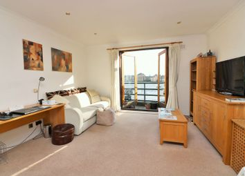 Thumbnail 1 bedroom flat to rent in Duke Shore Wharf, Limehouse